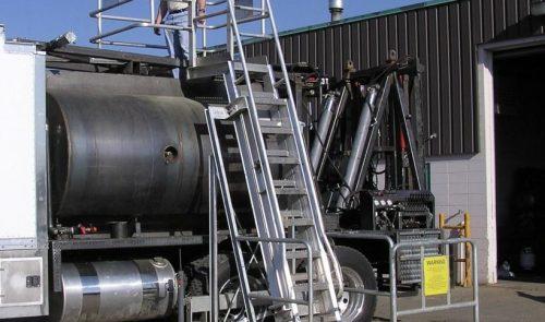 PTA Tank Truck Access Perp14C