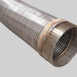 Thread x Thread Metal Hose Assembly