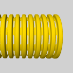 8-Slot Ducting – Perforated